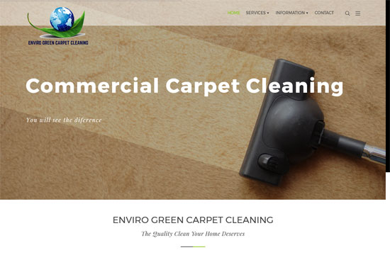 Enviro Green Carpet Cleaning