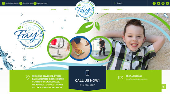 Fay's Affordable Carpet Cleaning