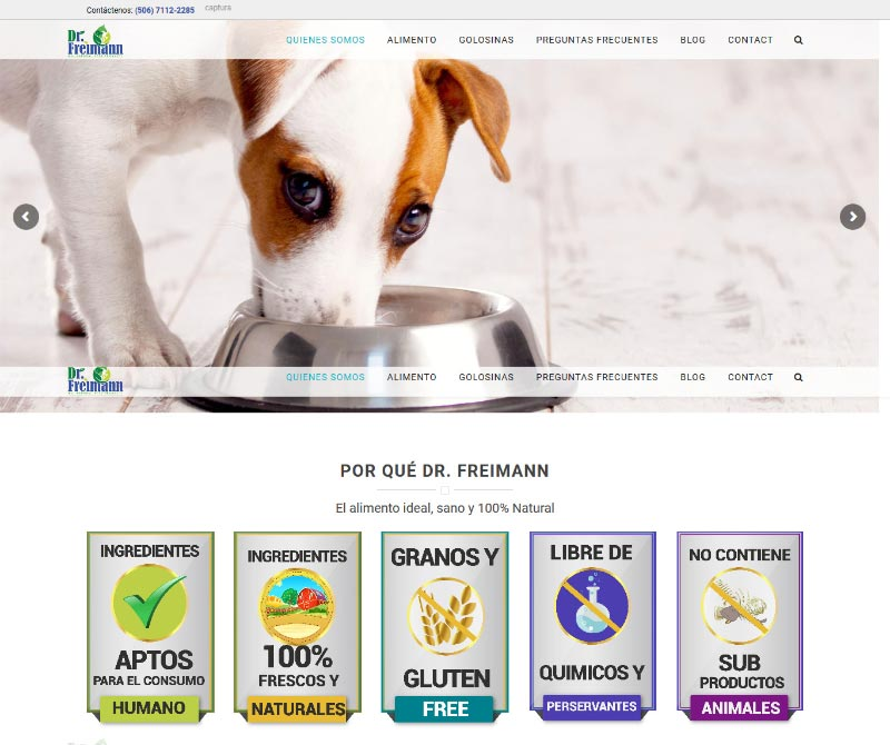 DR. FREIMANN Products
