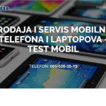 test-mobil