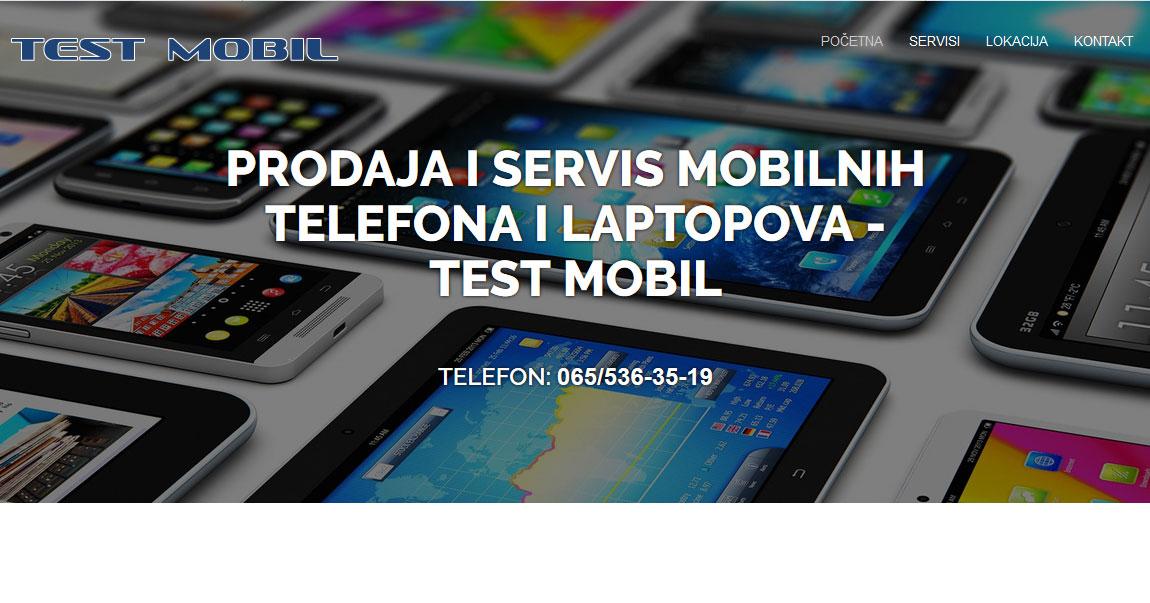 Test Mobil